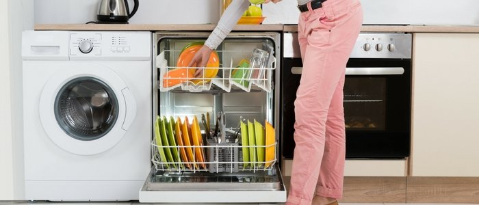 The Correct Way to Load Dishes in Your Dishwasher